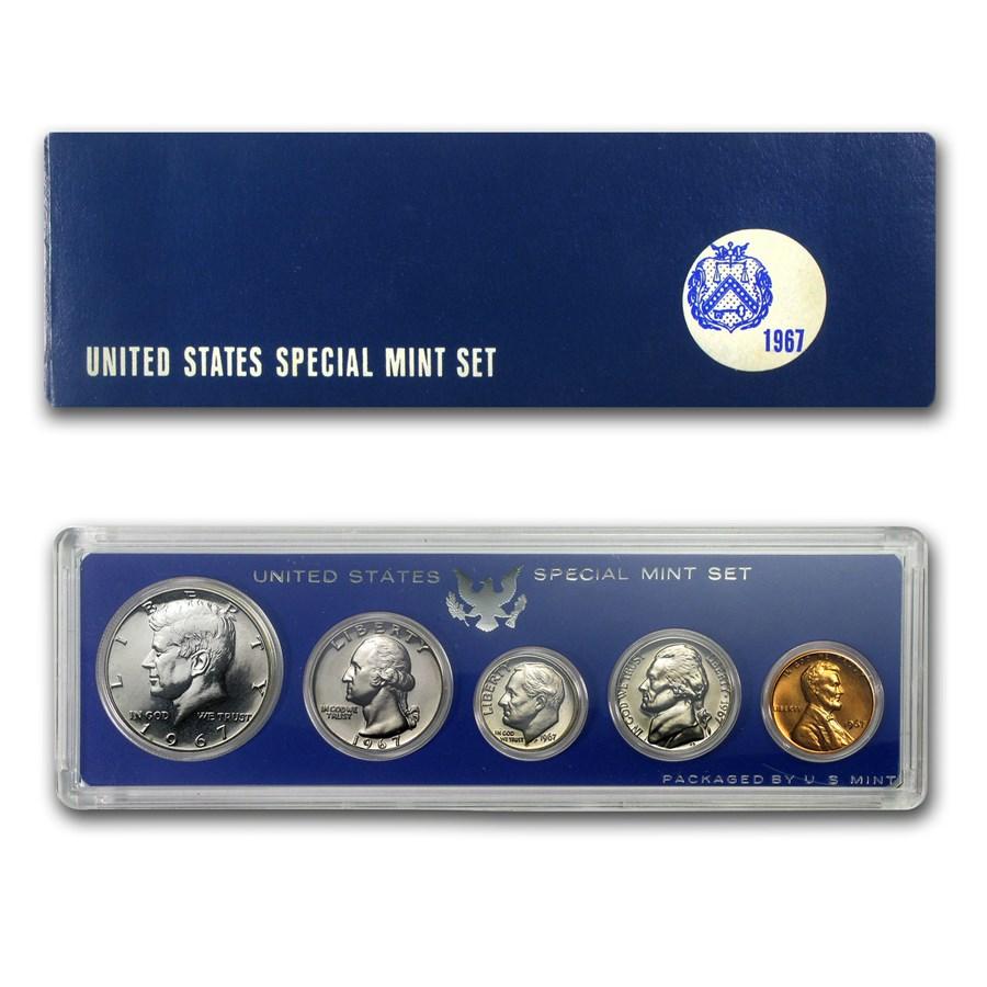 1967 U.S. Special Mint Set