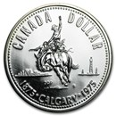 1968 - 1991 Canada 50% Silver $1 BU &/or Proof (ASW .3750)