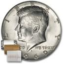1969-D Kennedy Half Dollar 20-Coin Roll BU