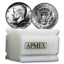 1970-D Kennedy Half Dollar 20-Coin Roll BU