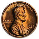 1970-S Lincoln Cent Small Date Variety Gem Proof