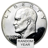 1971-1976 40% Silver Eisenhower Dollar Proof