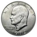 1972-D Clad Eisenhower Dollar BU