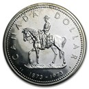1973 Canada Silver Dollar Specimen (RCMP)