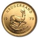 1973 South Africa 1 oz Gold Krugerrand