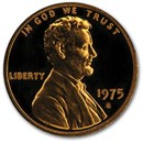 1975-S Lincoln Cent Gem Proof (Red)