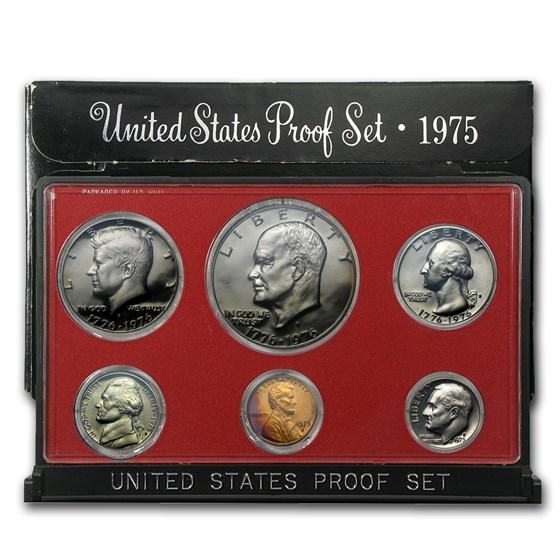 1975-S U.S. Proof Set