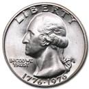 1976-S 40% Silver Washington Quarter BU