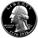 1976-S 40% Silver Washington Quarter Gem Proof