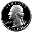 1976-S 40% Silver Washington Quarter Gem Proof