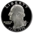 1976-S Clad Washington Quarter Gem Proof