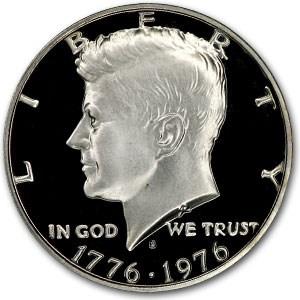 1976-S Kennedy Half Dollar Gem Proof