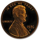 1976-S Lincoln Cent Gem Proof (Red)