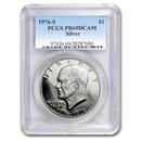1976-S Silver Eisenhower Dollar PR-69 PCGS