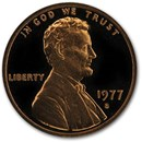 1977-S Lincoln Cent Gem Proof (Red)