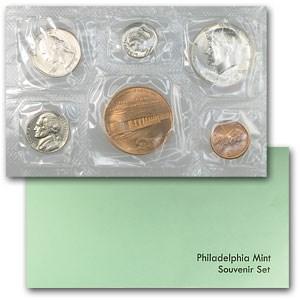 1978 Philadelphia Mint Souvenir Set