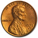 1979-D Lincoln Cent BU (Red)