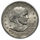 1979-D Susan B. Anthony Dollar BU