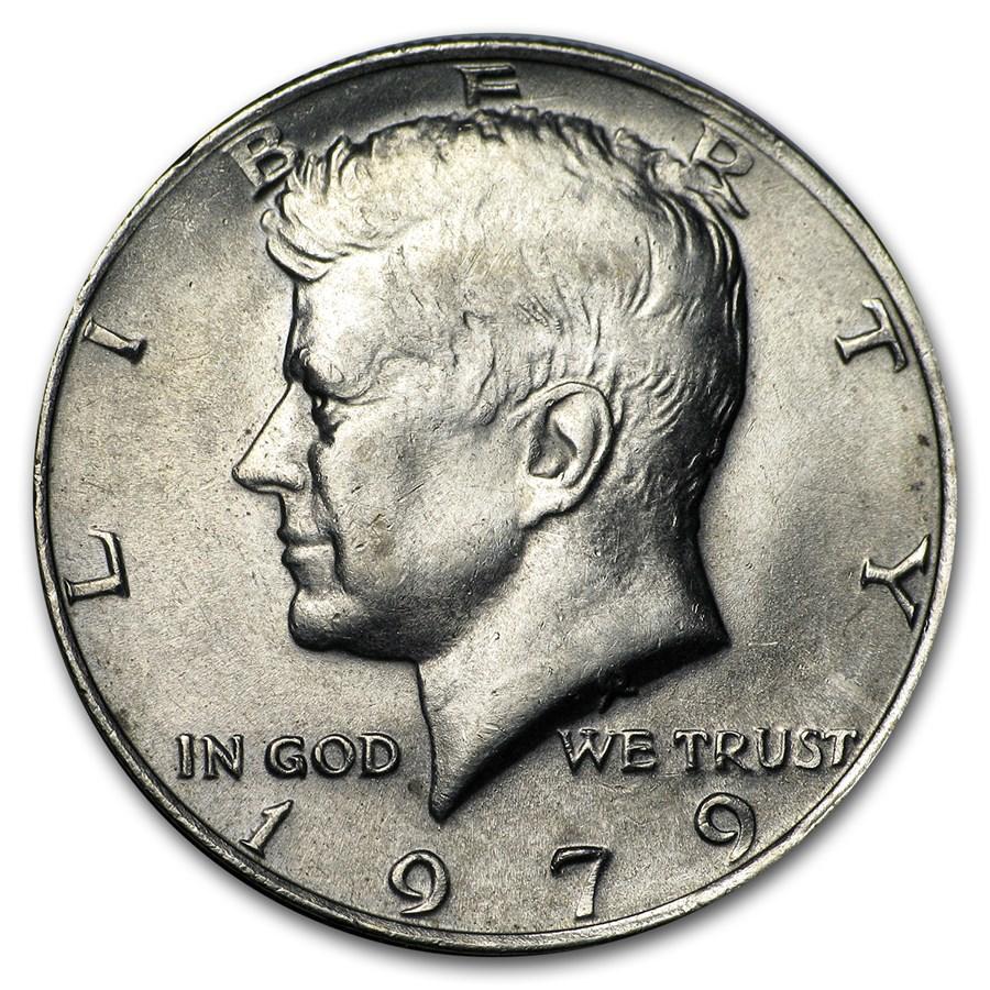 1979 Kennedy Half Dollar BU