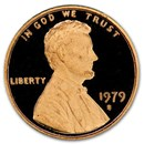 1979-S Lincoln Cent Type-2 Gem Proof (Red)
