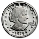 1979-S Susan B. Anthony Dollar Gem Proof Type-1