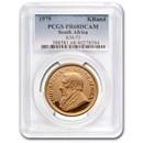 1979 South Africa 1 oz Gold Krugerrand PR-68 PCGS