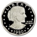 1980-S Susan B. Anthony Dollar Gem Proof