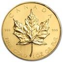 1981 Canada 1 oz Gold Maple Leaf BU