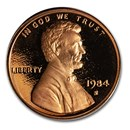 1982-2009 Lincoln Memorial Cent Proof (Impaired)