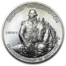 1982 Washington 1/2 Dollar 90% Silver Commem BU/Pr (Capsule Only)