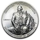 1982 Washington 1/2 Dollar 90% Silver Commem BU/Pr (Capsule Only)
