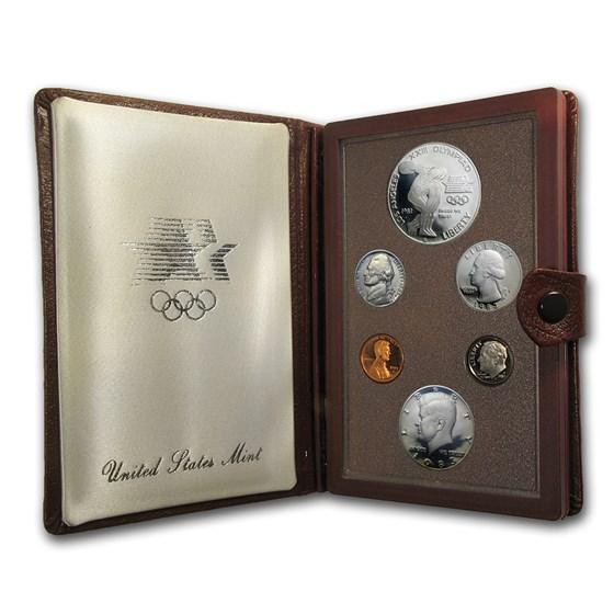 1983-S U.S. Mint Prestige Proof Set