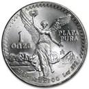 1984 Mexico 1 oz Silver Libertad BU