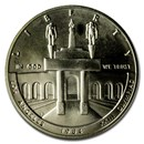 1984-P Olympic $1 Silver Commem BU (Capsule Only)