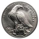 1984-P Olympic $1 Silver Commem BU (w/Box & COA)