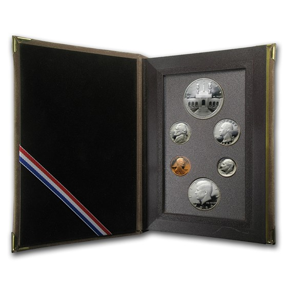 1984-S U.S. Mint Prestige Proof Set