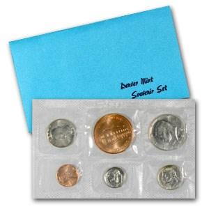 1985 Denver Mint Souvenir Set