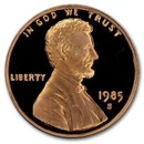 1985-S Lincoln Cent Gem Proof (Red)