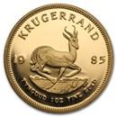 1985 South Africa 1 oz Proof Gold Krugerrand