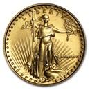 1987 1/10 oz American Gold Eagle BU (MCMLXXXVII)