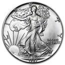 1987 1 oz American Silver Eagle BU