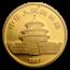 1987-S China 1 oz Gold Panda BU (In Capsule)