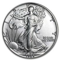 1988 1 oz American Silver Eagle BU