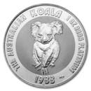 1988 Australia 1 oz Platinum Koala BU (Inaugural Issue)