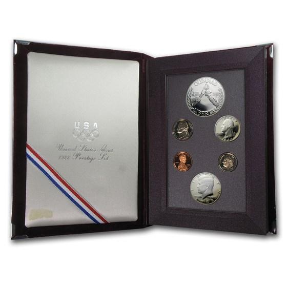 1988-S U.S. Mint Prestige Proof Set