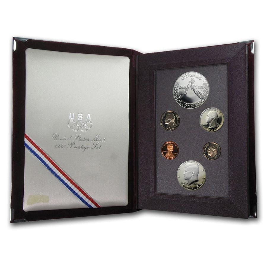 1988 U.S. Mint Prestige Set
