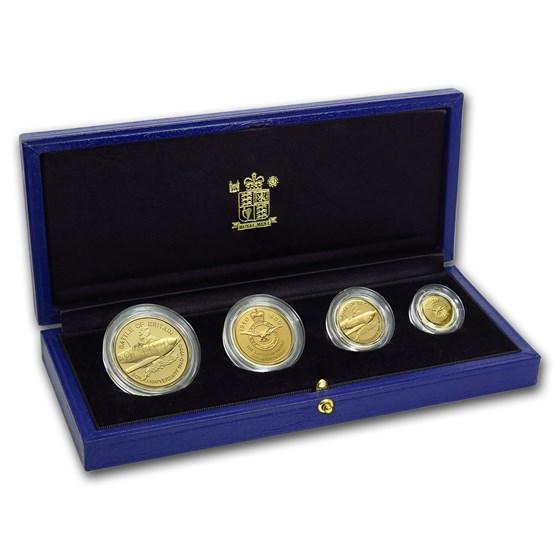 1990 GB Gold Battle of Britain 50th Anniversary Proof Set