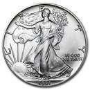 1991 1 oz American Silver Eagle BU