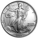 1992 1 oz American Silver Eagle BU