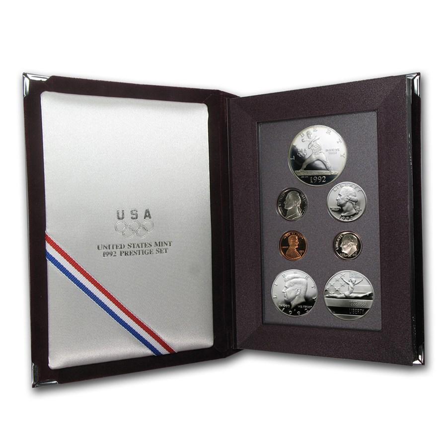1992-S U.S. Mint Prestige Proof Set